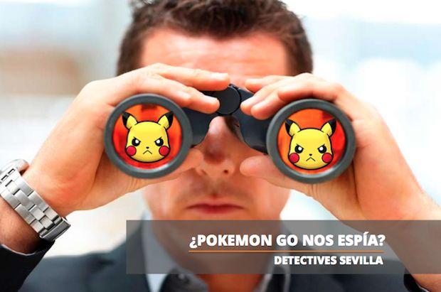 Reflexiones de un investigador privado sobre las publicaciones desde las que se apunta que Pokemon Go pudiera estar espiando a sus usuarios