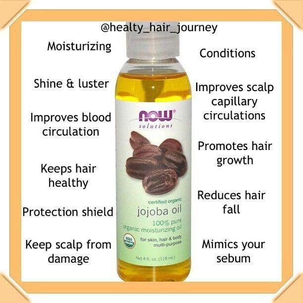 Argan Oil Vs Jojoba Oil For Natural Hair