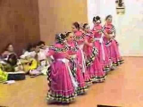 DANZAS TIPICAS DE MEXICO