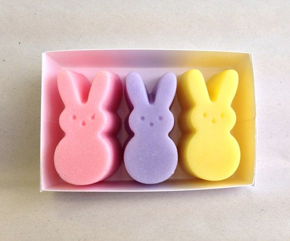 28 best easter soap ideas images by just a soap melt pour soap easter bunny sugar cube soaps easter soap kid soap negle Image collections