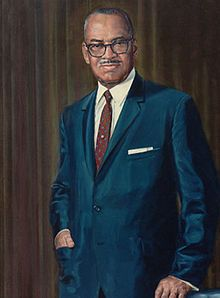 William Levi Dawson (April 26, 1886 - November 9, 1970) was an African-American politician and lawyer who represented Chicago, Illinois for more than 27 years in the United States House of Representatives. Dawson graduated magna cum laude in 1909 from Fisk University where he joined Alpha Phi Alpha Fraternity. He moved to Illinois in 1912 to study Northwestern University law school in Evanston.