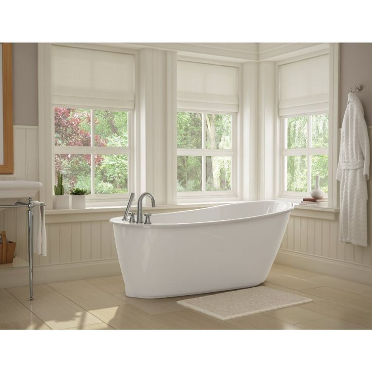 Image Gallery For Website Looking for great deals on Maax Sax Freestanding Reversible Drain Bathtub Compare prices from the top online home improvement retailers