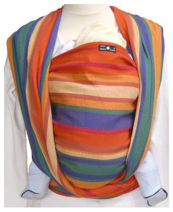 Didymos Baby Carrier Organic Wrap Sling - Free Shipping