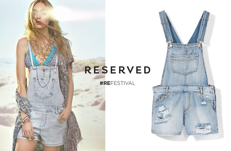 Reserved 16' #dungarees