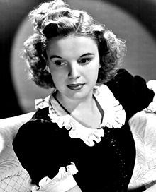 Judy Garland-publicity.JPG  Judy you broke our hearts ... Her history of drug abuse was the death of her