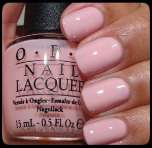 OPI I Theodora You-- My usual for shallac gel polish. Two coats and it's perfection!