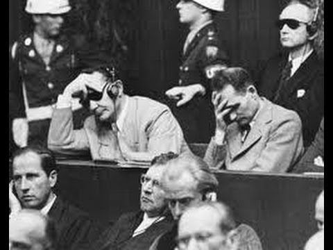 Nuremberg Trials Key Moments [Full Resolution]    This will not and cannot ever rest.