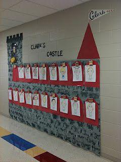 DISPLAY IDEAS: Fairy Tale Themed Classrooms