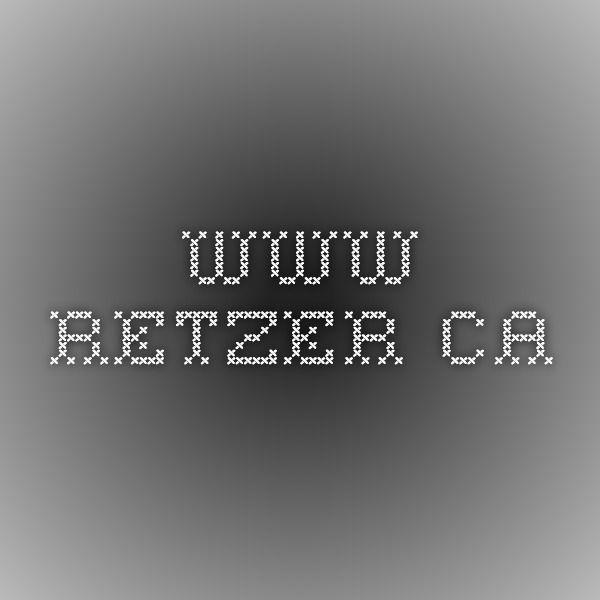 www.retzer.ca