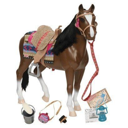 Our Generation Thoroughbred Horse 5Star-TD http://www.amazon.com/dp/B00SV9Q51K/ref=cm_sw_r_pi_dp_7LCjvb0G29SWW