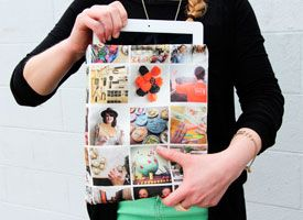 Turn Your Instagram Photos Into an iPad Case