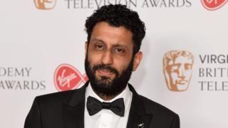 Bafta TV awards: Adeel Akhtar is first non-white best actor winner