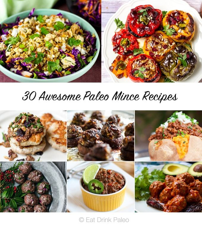 Buying ground up beef, lamb or chicken is great value but what do you do with so much meat? We have a round up of 30 amazing recipes for ground meat.