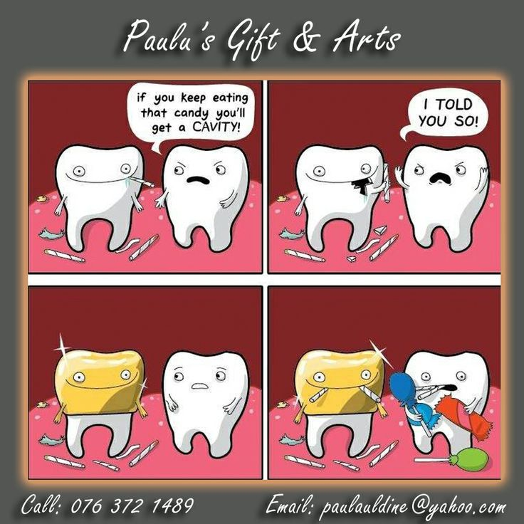 Something to make your Monday a little sweeter. #sweet #teeth #funnies