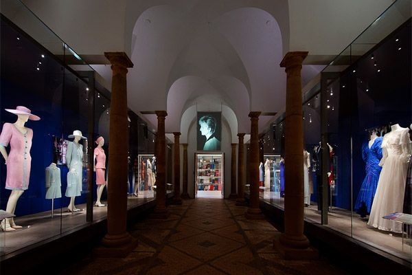 Princess Diana Exhibition At Althorp To Close In August
