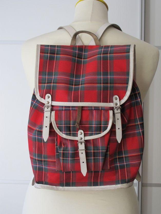 1000 ideen zu vintage rucksack auf pinterest leder. Black Bedroom Furniture Sets. Home Design Ideas