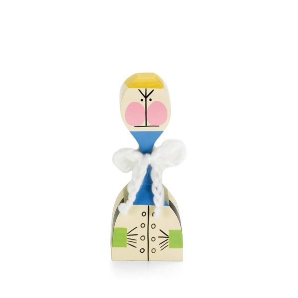 WOODEN DOLL NO21 BY ALEXANDER GIRARD