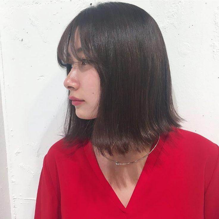 いいね!54件、コメント1件 ― 大﨑 竜之将 ( SHIMA )さん(@ryunosukeosaki)のInstagramアカウント: 「暗めの《コバルトアッシュ》暗めだけど黒じゃない😊🙌. 透明感を出しながら日本人特有の赤みをしっかり消してトーンダウンしていきます💐. . #shima #shima_daikanyama…」