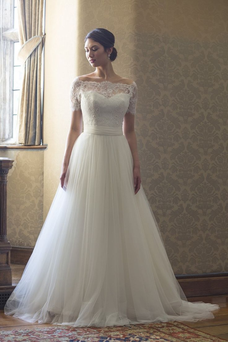 177 best Wedding Dress Inspiration images on Pinterest | Short ...