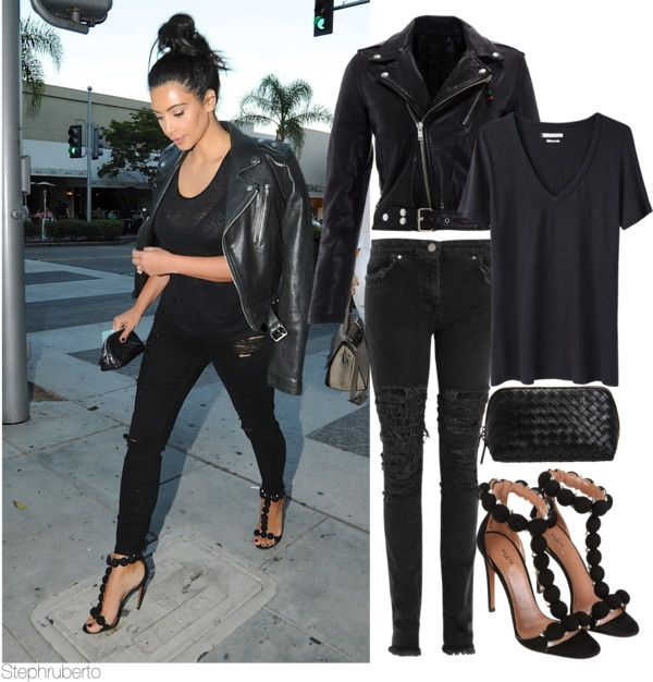 Kim Kardashian Look By Stephanierxx On Polyvore P O L