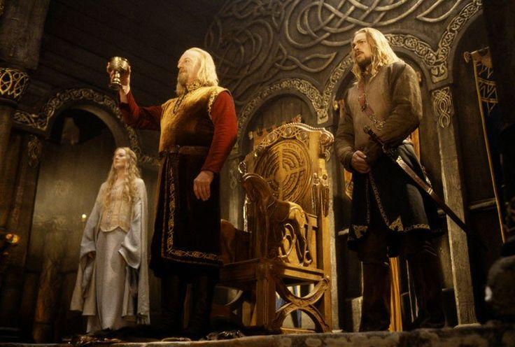 Rohan's royals, Eowyn, Theoden, Eomer
