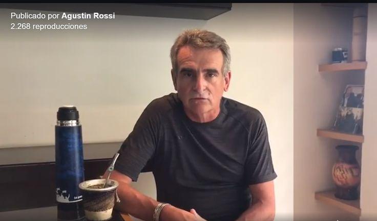 """Agustin Rossi  ANÁLISIS POLÍTICO SEMANAL - Vídeo N°104  """"El DNU ómnibus que firmó el Presidente Mauricio Macri es inconstitucional e ilegal."""""""