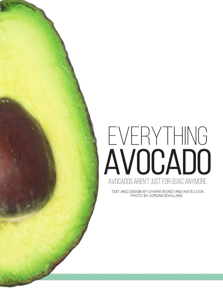 33 besten Avocado Bilder auf Pinterest   Avocado, Gesunde mahlzeiten ...