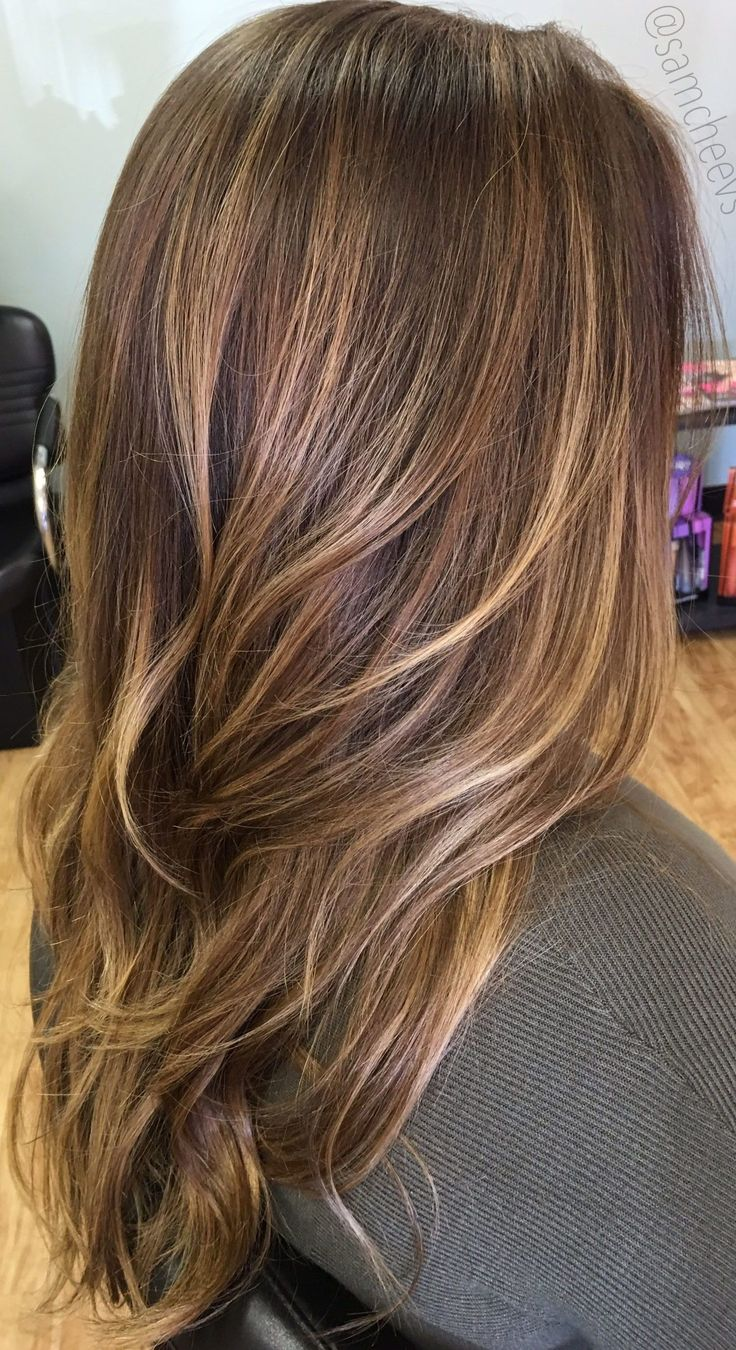 20 Hottest Highlights For Brown Hair To Enhance Your Features | Hair