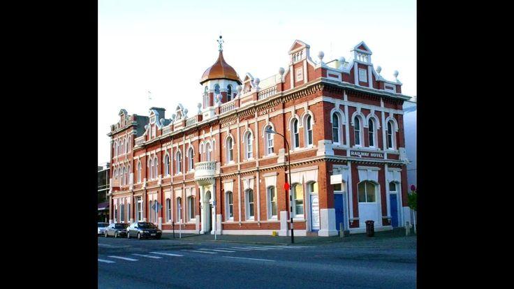 Railway Hotel, Invercargill #invercargill #nz #travel