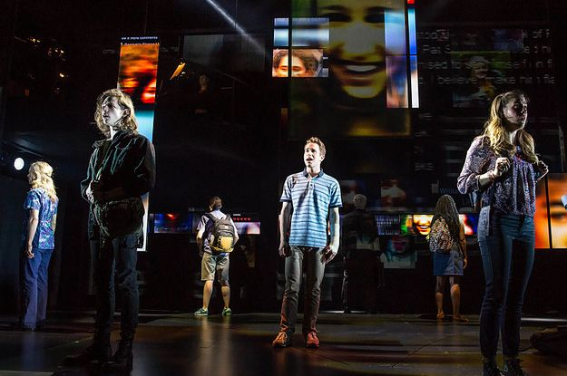 """Dear Evan Hansen"" Came Out On Top At The Tonys"