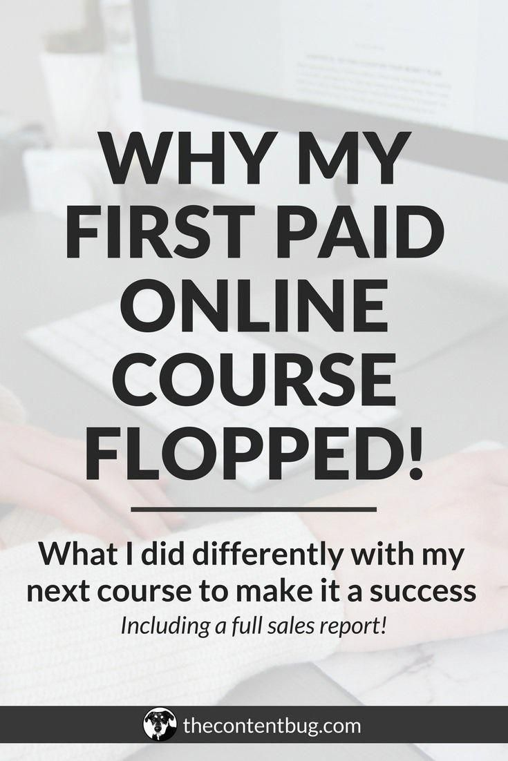 What I Did Right Wrong With My Paid Course Launch The Content