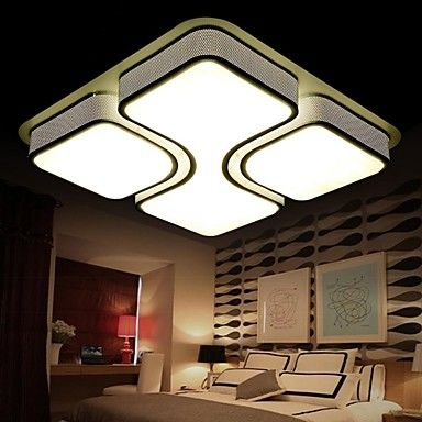 24w conduit fer lumière blanche art de plafond - EUR € 139.99
