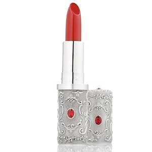 ybf Beauty Collectible Pewtertone Lipstick Case.  Keep the jungle inside my purse lookin' snazzy.