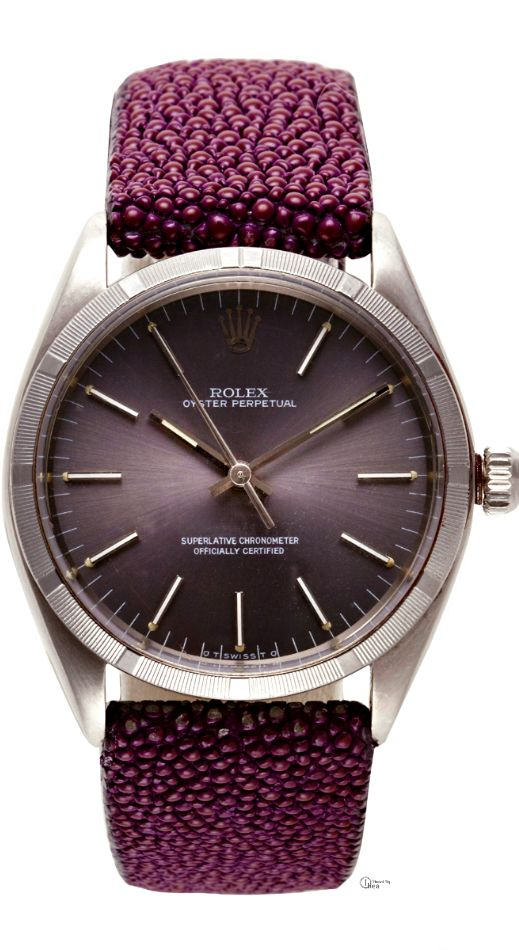 Rolex ● Stainless Steel Oyster Perpetual