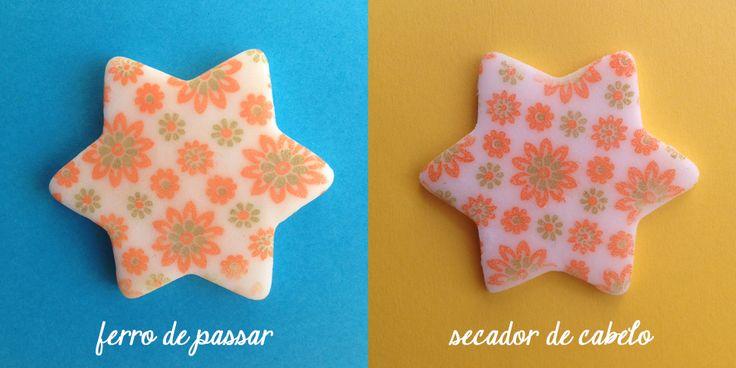 Como Aplicar Transfer Para Chocolate Em Pasta Americana | DICA DRICATURCA DELUXE BRANDS