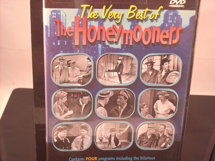 The Very Best of the Honeymooners by Jackie Gleason, Art Carney, Audrey Meadows