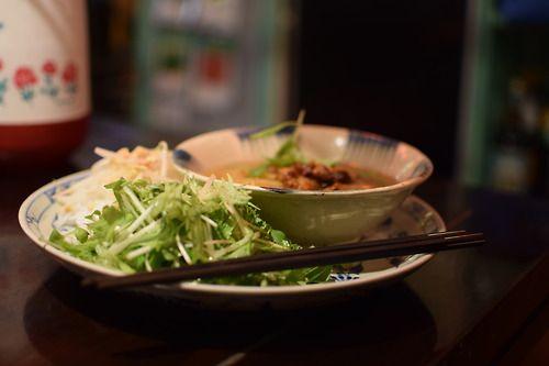 ベトナム料理  Tiem an HUONG VIET (ティエム アン フォーン ヴィエット) Vietnamese food in Kyoto