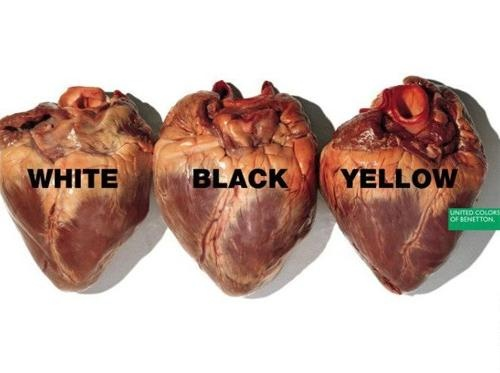 United Colors of Benetton - Always one of the biggest examples of Social advertising