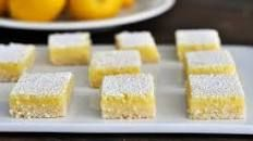 Lemon Bars Recipe | Ina Garten | Food Network
