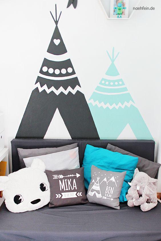 Kinderzimmerdekoration ist so ein schönes Thema :…