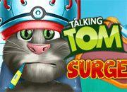 Talking Tom Surgeon
