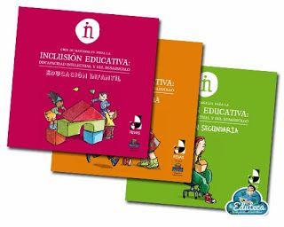 Materiales Orientación Educativa: Guías de materiales para educación inclusiva (Infantil, Primaria y Secundaria). Discapacidad psíquica.