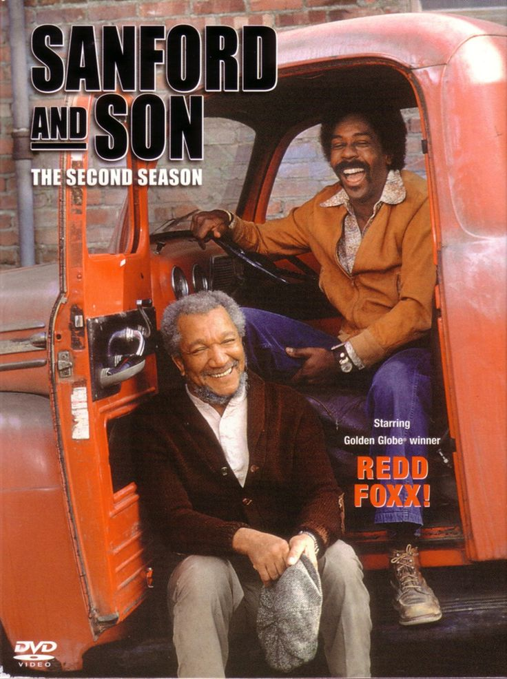 Widower Fred G. Sanford and his adult son Lamont reside in their humble Watts abode, which also doubles as a junkyard. Description from jacksonupperco.com. I searched for this on bing.com/images