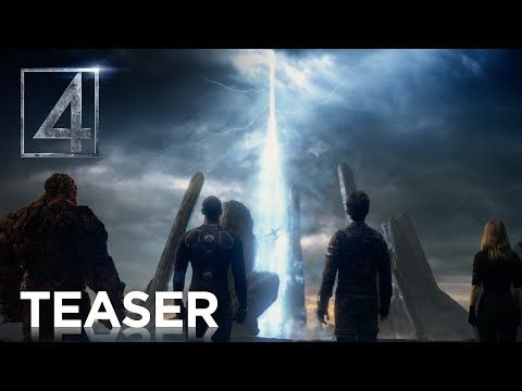 Fantastic Four | Official Teaser Trailer [HD] | 20th Century FOX - YouTube: coming in theaters in August!