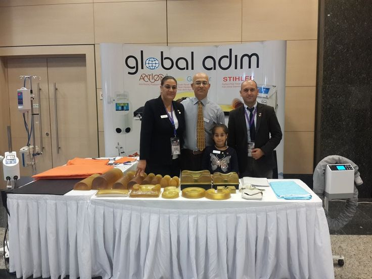 Thank you to our Turkish Distributors, Global Adim, for a great meeting at TARK 2016.