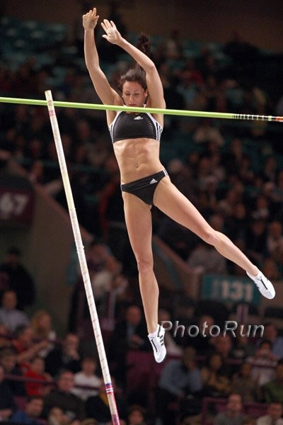 What S The Best Body Build For Pole Vaulting