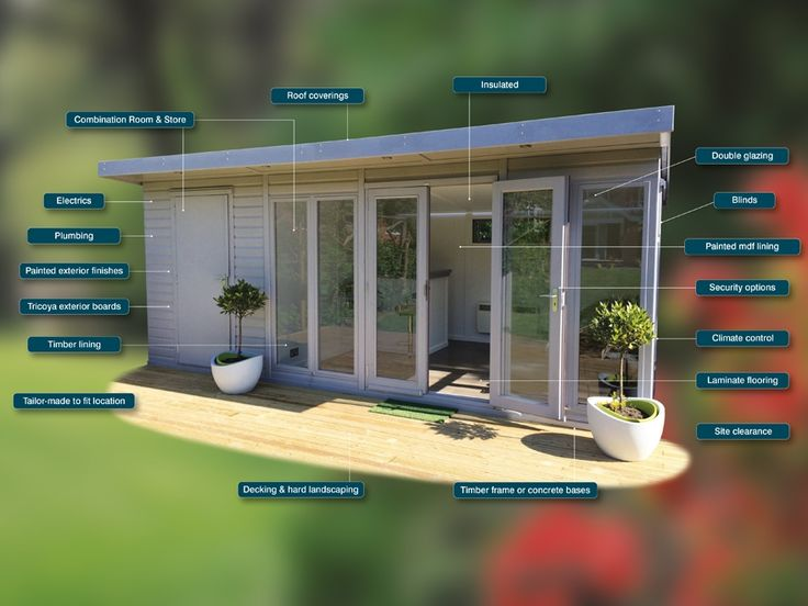 19 best garden offices images on pinterest   garden office, bureaus