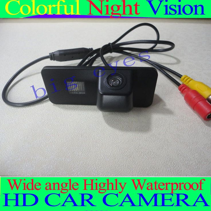 Car rearview camera For VW Polo Passat CC Golf 6 New Jetta Backup CCD reverse HD night version water-proof Parking Assistance