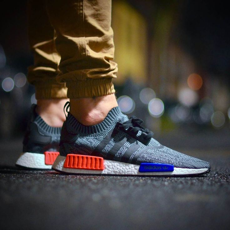 Aadidas NMD R1 Boost Running Shoes Sneakers Men Women for sale