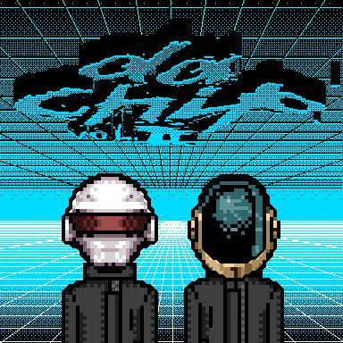 Daft Punk in 8 Bit!